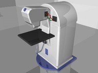 3d medical equipment digital mammography