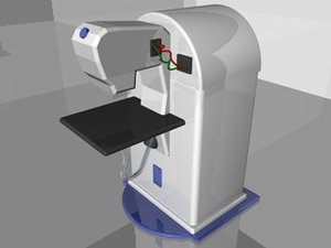 3d medical equipment digital mammography