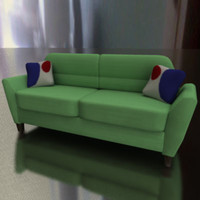 sofa-green Xtruder