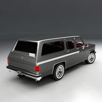 suv car vehicle 3d max