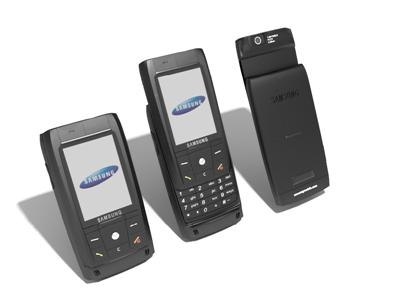 3d model samsung sgh phone