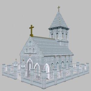 church obj