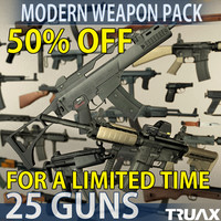 Modern Weapons Bundle