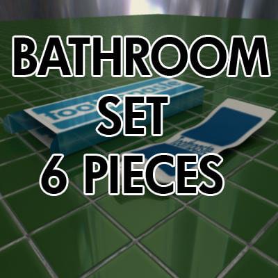 ma bathroom set