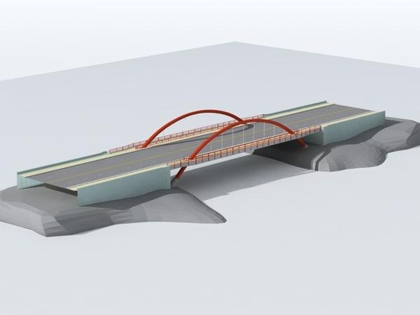 arch bridge max