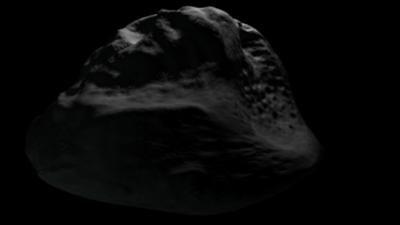 maya asteroid space