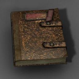 maya old closed book