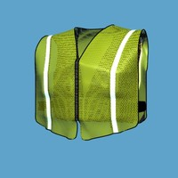 safety vests reflective 3d model