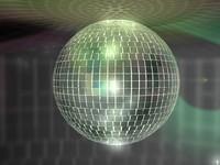 3dsmax discoball light