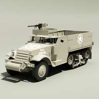 M3A1 Hafl Track