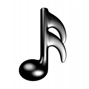 musical symbol x