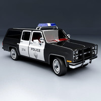 max police suburban