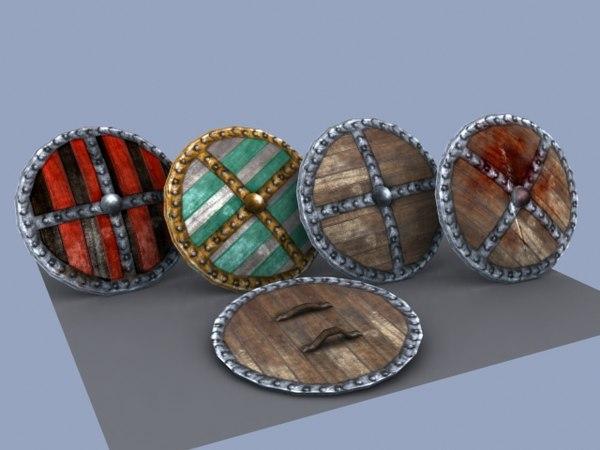 3d shield games