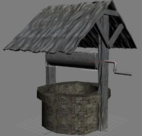 Old Well Fantastic realistic model!