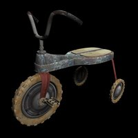 tricycle c4d