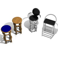 Bar Stools -Various