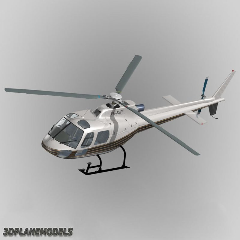 max eurocopter helicopter australia 350