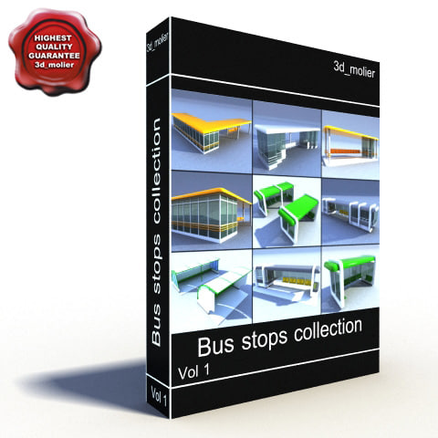 3d bus stops check