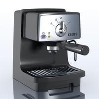 CoffeeMachine.KRUPS XP4020 EspressoMachine