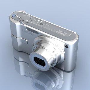 panasonic lumix dmc-fx10 camera max