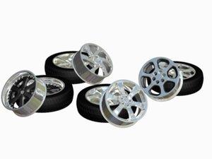 3d wheels dub diablo model