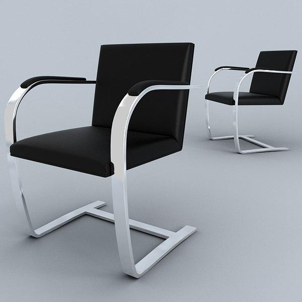 Mies Brno Chair ludwig mies brno chair