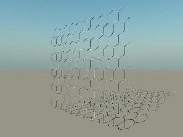 3d wire chickenwire