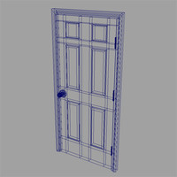 Door - Six Panels