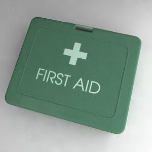 aid box 3d model