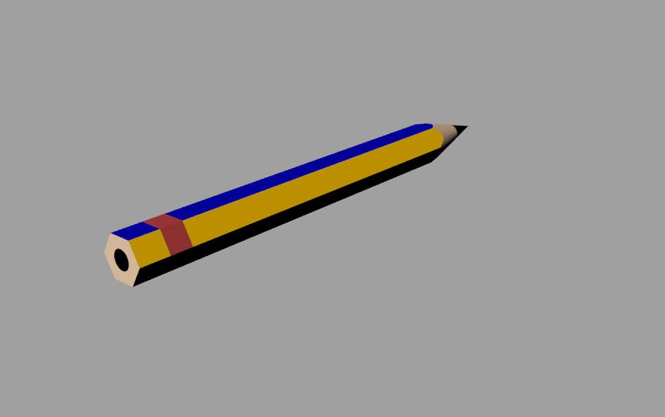 pencil 3dm free