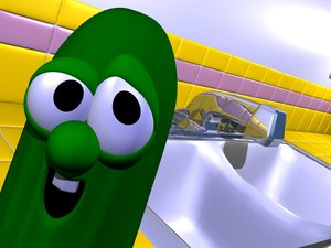 larry cucumber kitchen blend