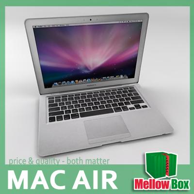 max mac book air