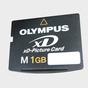 3ds olympus xd picturecard