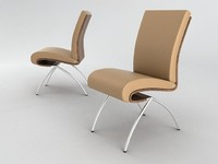 Chair Rolf Benz 8100