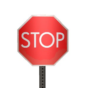 free ma model stop sign