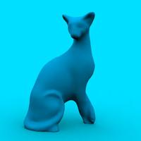 kitty statue scan.zip