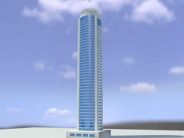 tamani hotel marina 3d 3ds