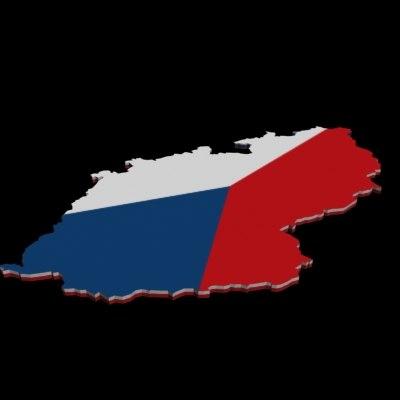 3d czech republic model