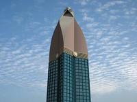 max rose tower skyscrapers buildings