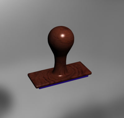 3ds max seal