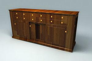 3d apollo cabinet