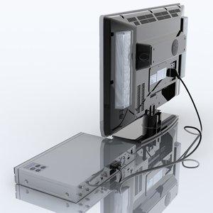 3d philips dsr7005 receiver 32pfl7963d