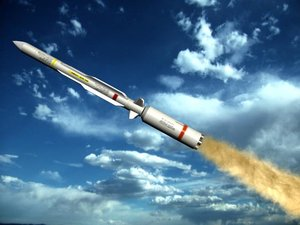 maya rim-156 missile