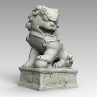 sculpture statue 3d max