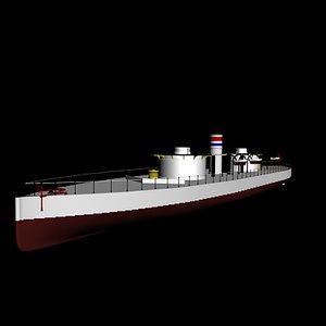 agamenticus ironclad civil 3d model