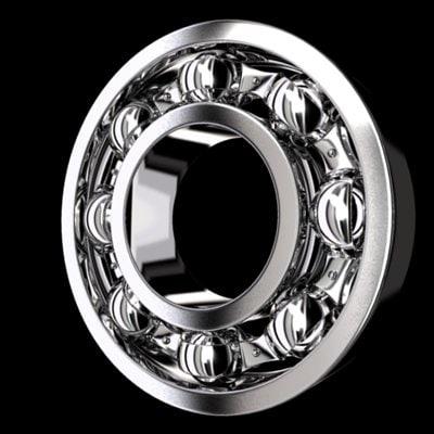 3d model of bearing