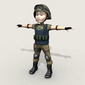 swat boy max