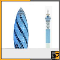 gherkin-bt tower
