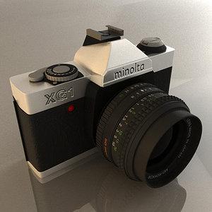 minolta camera max