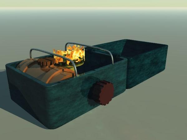 maya camp stove